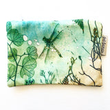 Dragonfly Zipper Pouch