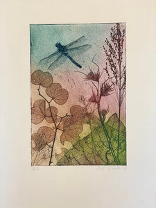 Nature Etching #7