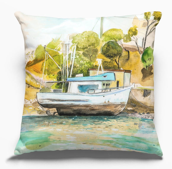 Ross Creek Boat Cushion Cover