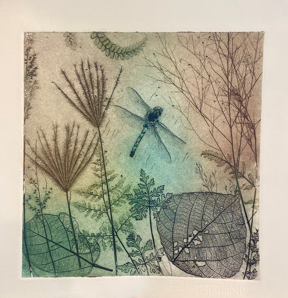 Nature Etching #10