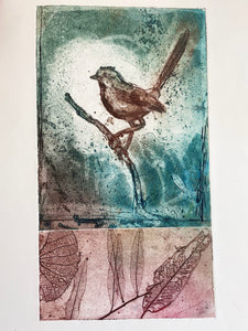 Nature Etching #9