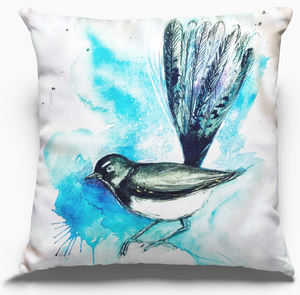 Willie Wag Tail Cushion Cover