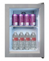 24-Can Countertop Beverage Display Cooler by Vinotemp, Beverage Refrigerator, Vinotemp - The Luxury Man Cave
