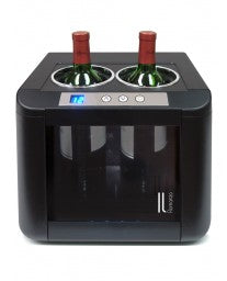 2-Bottle Thermoelectric Open Wine Cooler by Vinotemp, Wine Cooler, Vinotemp - The Luxury Man Cave