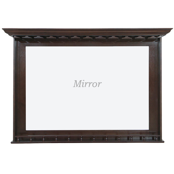 BAR MIRROR - CAPPUCCINO by RAM Gameroom, Bar Mirror, RAM Gameroom - The Luxury Man Cave