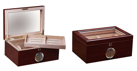THE Berkeley by Prestige Import Group, cigar humidor, Prestige Import Group - The Luxury Man Cave