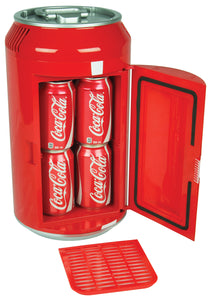 Coca Cola mini Can cooler by Koolatron, Beverage Refrigerator, Koolatron - The Luxury Man Cave