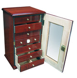 THE Charleston by Prestige Import Group, cigar humidor, Prestige Import Group - The Luxury Man Cave