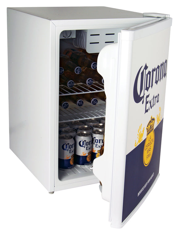 Corona 70L (2.4 cu.ft.) Compact Beer Fridge by Koolatron, Beverage Refrigerator, Koolatron - The Luxury Man Cave