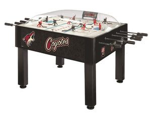 Arizona Coyotes Dome Hockey (Basic) Game by Holland Bar Stool Company, Dome Hockey, Holland Bar Stool Company - The Luxury Man Cave