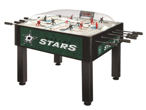 Dallas Stars Dome Hockey (Basic) Game by Holland Bar Stool Company, Dome Hockey, Holland Bar Stool Company - The Luxury Man Cave