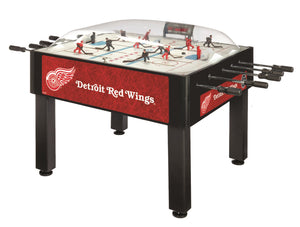 Detroit Red Wings Dome Hockey (Basic) Game by Holland Bar Stool Company, Dome Hockey, Holland Bar Stool Company - The Luxury Man Cave