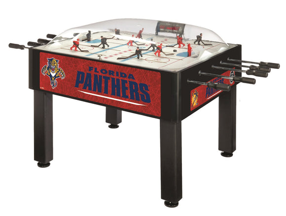 Florida Panthers Dome Hockey (Basic) Game by Holland Bar Stool Company, Dome Hockey, Holland Bar Stool Company - The Luxury Man Cave