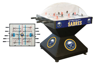 Buffalo Sabres Dome Hockey (Deluxe) Game by Holland Bar Stool Company, Dome Hockey, Holland Bar Stool Company - The Luxury Man Cave