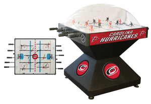 Carolina Hurricanes Dome Hockey (Deluxe) Game by Holland Bar Stool Company, Dome Hockey, Holland Bar Stool Company - The Luxury Man Cave