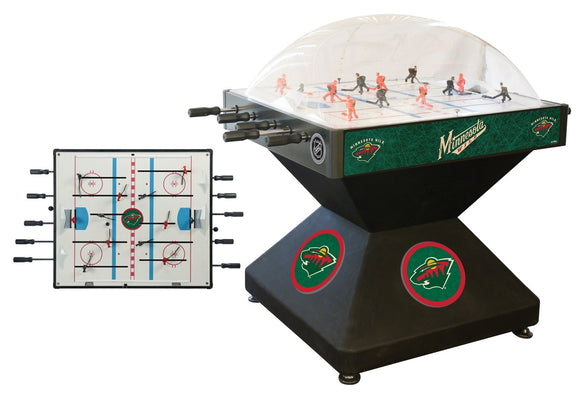 Minnesota Wild Dome Hockey (Deluxe) Game by Holland Bar Stool Company