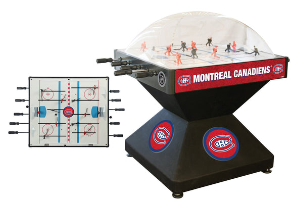 Montreal Canadiens Dome Hockey (Deluxe) Game by Holland Bar Stool Company