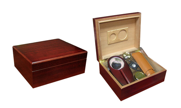 The Diplomat by Prestige Import Group, cigar humidor, Prestige Import Group - The Luxury Man Cave