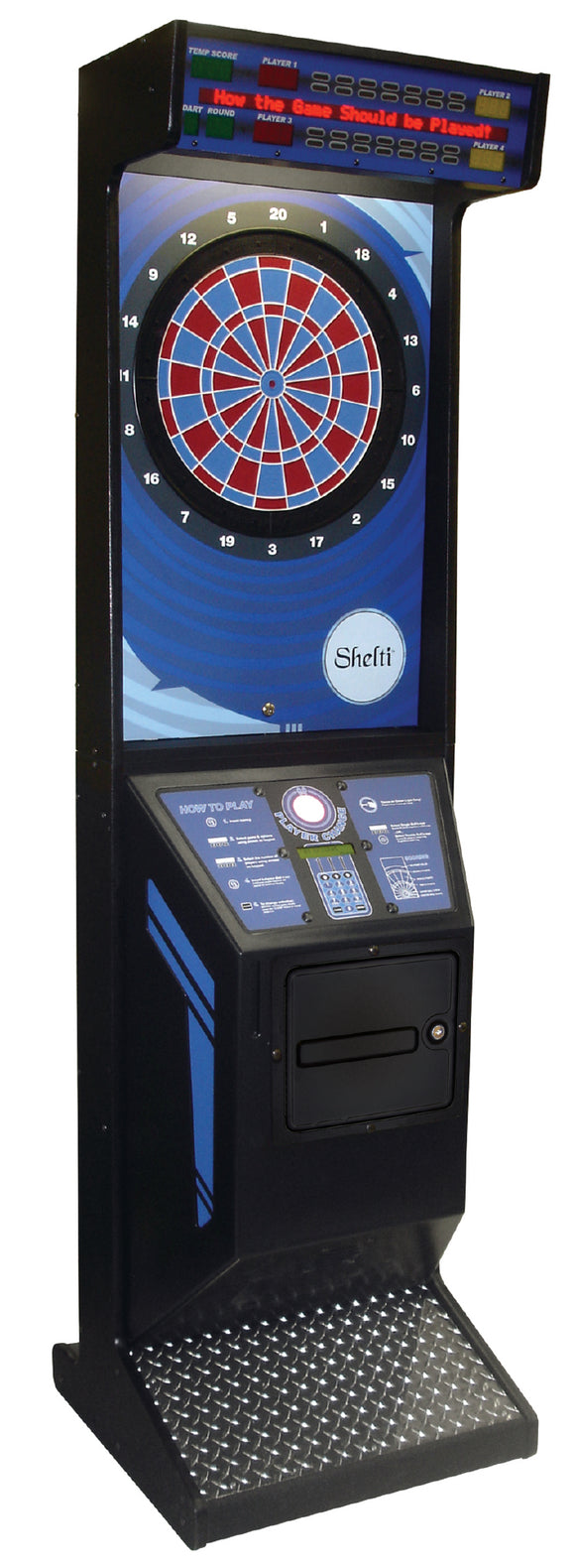 Shelti Eye2 Electronic Home Dart by Shelti, Dartboard, Shelti - The Luxury Man Cave