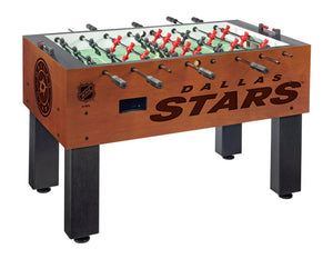 Dallas Stars Foosball Table by Holland Bar Stool Co., Foosball, Holland Bar Stool Company - The Luxury Man Cave