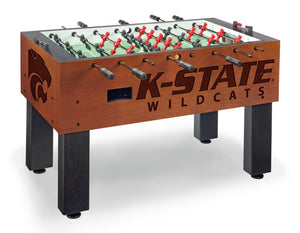 Kansas State Foosball Table by Holland Bar Stool Co., Foosball, Holland Bar Stool Company - The Luxury Man Cave