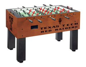 Texas Tech Foosball Table by Holland Bar Stool Co., Foosball, Holland Bar Stool Company - The Luxury Man Cave