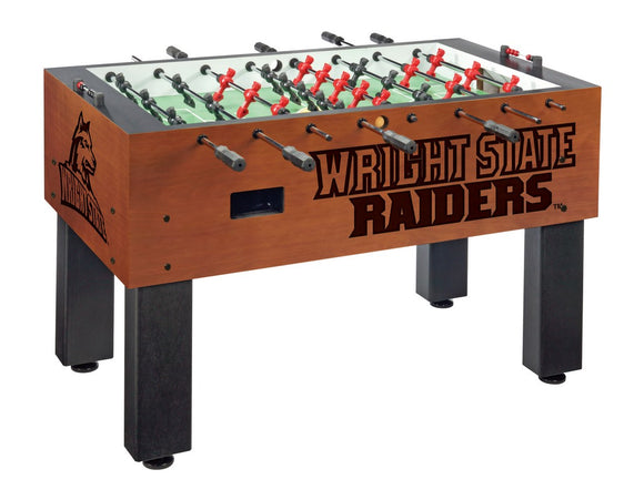 Wright State Foosball Table by Holland Bar Stool Co., Foosball, Holland Bar Stool Company - The Luxury Man Cave