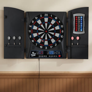 Fat Cat Mercury Electronic Dartboard, Dartboard, GLD Products - The Luxury Man Cave