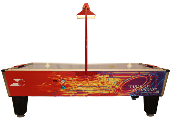 Gold Pro Plus by Gold Standard Games, Air Hockey, Shelti - The Luxury Man Cave