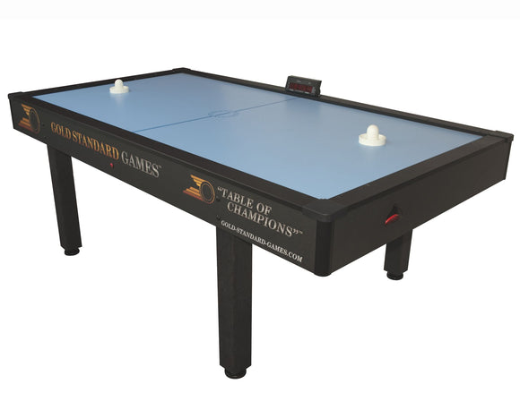 Home Pro Air Hockey Table  by Gold Standard Game, Air Hockey, Shelti - The Luxury Man Cave