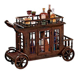 Cranbrook Manor Cordial Carriage by Design Toscano, Home Bar, Design Toscano - The Luxury Man Cave