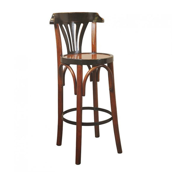 Barstool Deluxe, Honey by Authentic Models, bar Stools, Authentic Models - The Luxury Man Cave