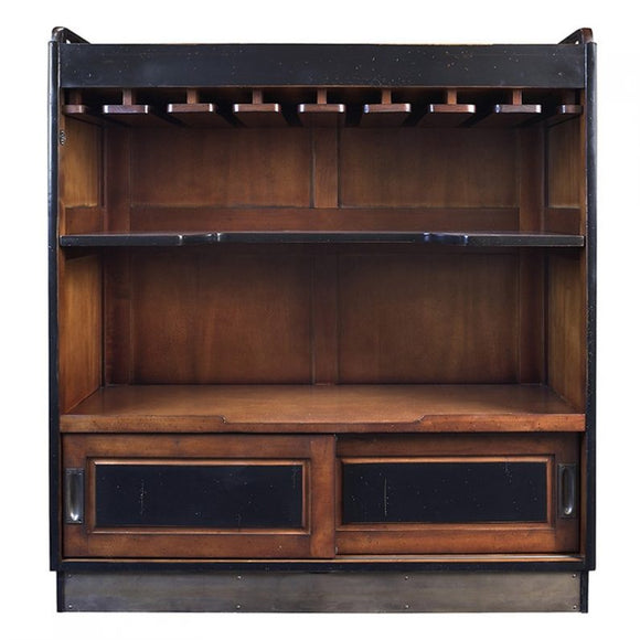 Casablanca Bar, Black by Authentic Models, Home Bar, Authentic Models - The Luxury Man Cave