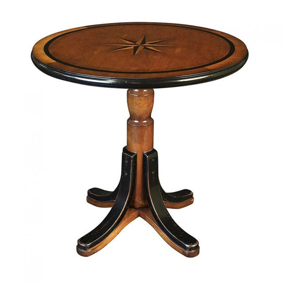 MARINER STAR TABLE by Authentic Models, Pub Table, Authentic Models - The Luxury Man Cave
