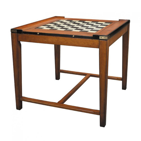 Casino Royale Game Table, Chess Board by Authentic Models, Chess Board, Authentic Models - The Luxury Man Cave
