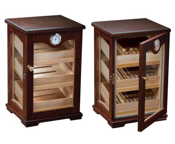 THE Milano by Prestige Import Group, cigar humidor, Prestige Import Group - The Luxury Man Cave