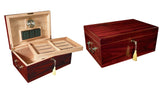 THE MonteCarlo by Prestige Import Group, cigar humidor, Prestige Import Group - The Luxury Man Cave
