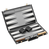 "Mainstreet Classics 22.5"" Backgammon Set, Board Game, GLD Products - The Luxury Man Cave"
