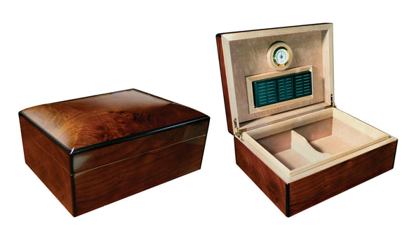 THE Napoli by Prestige Import Group, cigar humidor, Prestige Import Group - The Luxury Man Cave
