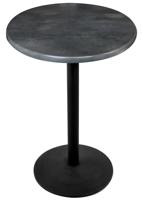 Black Table with 22