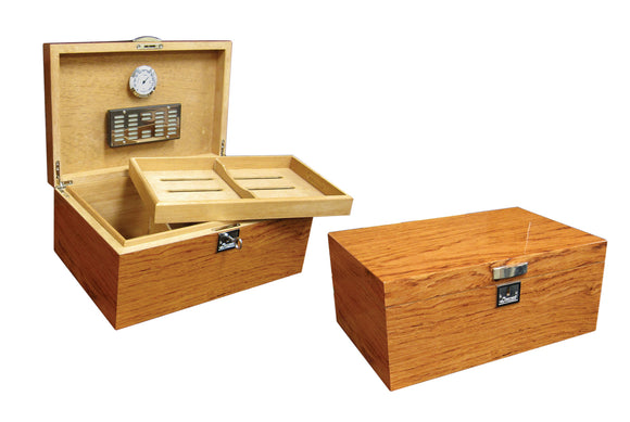 THE Princeton Bubinga by Prestige Import Group, cigar humidor, Prestige Import Group - The Luxury Man Cave