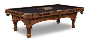 Anaheim Ducks 8' Pool Table by Holland Bar Stool Co., Pool Table, Holland Bar Stool Company - The Luxury Man Cave