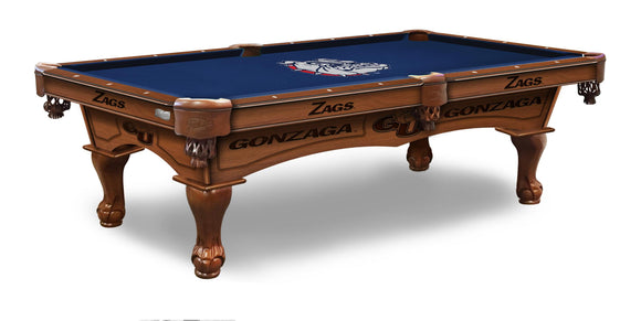 Gonzaga 8' Pool Table by Holland Bar Stool Co., Pool Table, Holland Bar Stool Company - The Luxury Man Cave