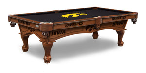 Iowa 8' Pool Table by Holland Bar Stool Co., Pool Table, Holland Bar Stool Company - The Luxury Man Cave