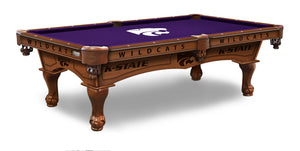 Kansas State 8' Pool Table by Holland Bar Stool Co., Pool Table, Holland Bar Stool Company - The Luxury Man Cave