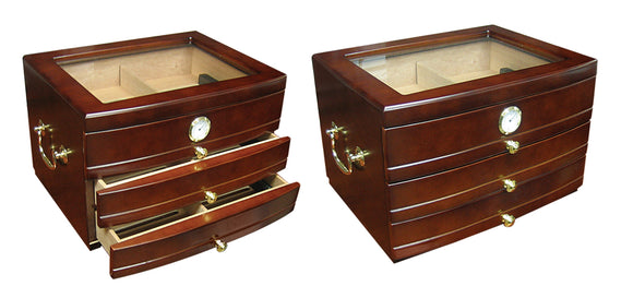 THE Regent by Prestige Import Group, cigar humidor, Prestige Import Group - The Luxury Man Cave