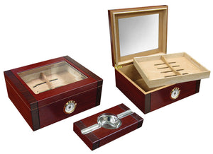 The Sovereign by Prestige Import Group, cigar humidor, Prestige Import Group - The Luxury Man Cave