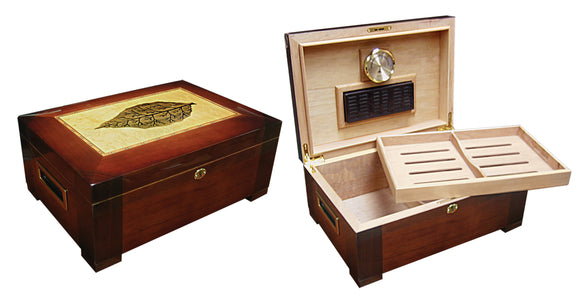 THE Stetson by Prestige Import Group, cigar humidor, Prestige Import Group - The Luxury Man Cave