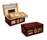 THE Valencia by Prestige Import Group, cigar humidor, Prestige Import Group - The Luxury Man Cave