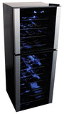 45-bottle Dual Zone Wine Cellar by Koolatron, Wine Cooler, Koolatron - The Luxury Man Cave